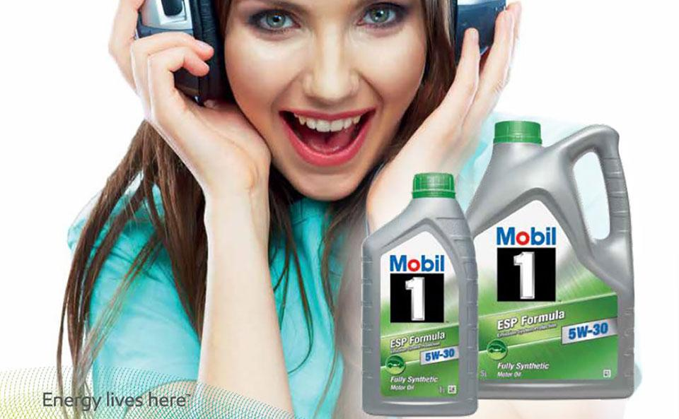 Entertainment downloads με Mobil 1